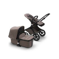Bugaboo Fox² Mineral komplet Black/Taupe