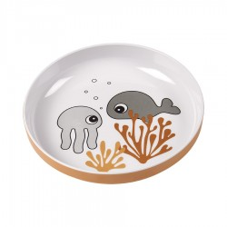 Done by Deer Yummy mini plate Sea Friends