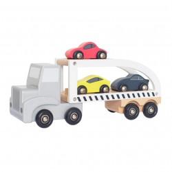 Jabadabado Sportscars trailer