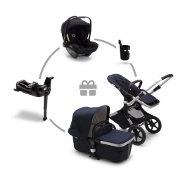 Bugaboo Fox² Classic complete + free isofix base and cup holder