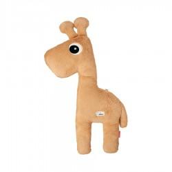 Done by Deer mazlivá hračka Raffi Big Hořčicová - 100cm