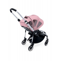 Bugaboo Bee breezy sun canopy Soft Pink