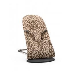 BabyBjörn lehátko Balance Soft Bliss Cotton Leopard Print