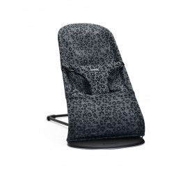 BabyBjörn Bouncer Balance Soft Mesh grey