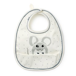 Elodie Deatils baby bibs Forest Mouse Max
