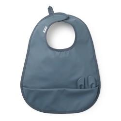 Elodie Deatils baby bibs Tender Blue Bunny