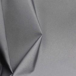 Aesthetic kruhová pikniková hrací deka 145cm 245 - šedá střední hladký povrch matná