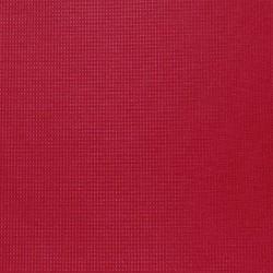 Aesthetic kruhová pikniková hrací deka 145cm S-207 červená se strukturou
