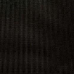 Aesthetic kruhová pikniková hrací deka 145cm S-219 - černá se strukturou