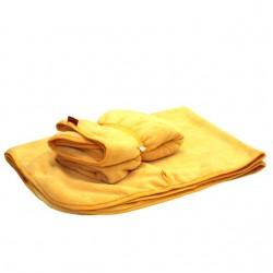 Aesthetic deka na kočárek s úchyty 306 - žloudková