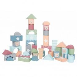 Jabadabado Building blocks teddy