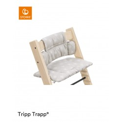 Stokke Tripp Trapp polštářek Stars Silver