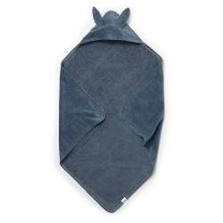 Elodie Details Hooded Towel Tender Blue Bunny