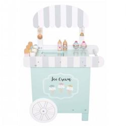 Jabadabado zmrzlinový stánek