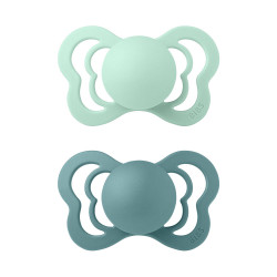 BIBS Couture pacifier 100% natural rubber size 1