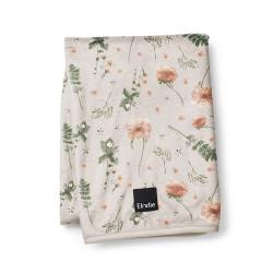 Elodie Details Pearl velvet Blanket Meadow Flower