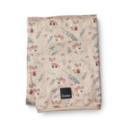 Elodie Details Pearl velvet Blanket Nordic Woodland