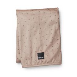 Elodie Details Pearl velvet Blanket Northern Star Terracotta