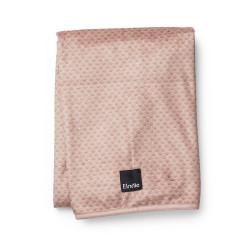 Elodie Details sametová deka 70x100cm Pink Nouveau