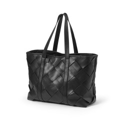 Elodie Details Changing Bag Tote Braided Leather