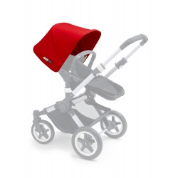 Bugaboo Buffalo sun canopy Red