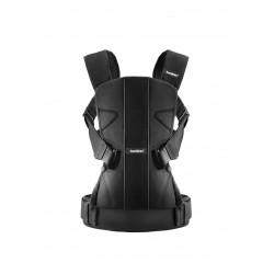 BabyBjörn carrier One + bib for free Black