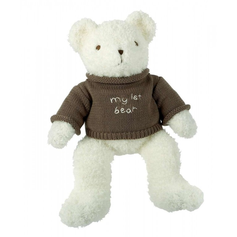 Mamas & Papas My First Bedtime Bear - Bedtime Hugs