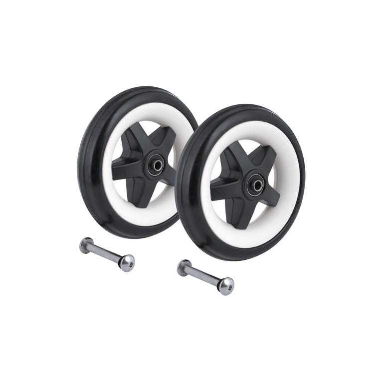 Bugaboo Bee 3 front swivel wheels set