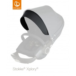 Stokke Stroller Visor for Hood Black