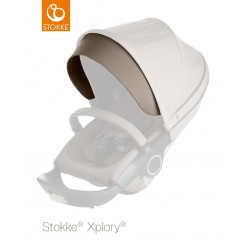 Stokke Stroller Visor for Hood Brown