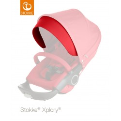 Stokke Stroller Visor for Hood Red
