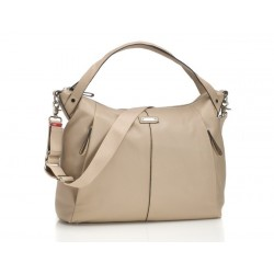 Storksak Catherine Leather Almond