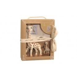 Vulli žirafa Sophie dárkový set PRESTIGE So' Pure