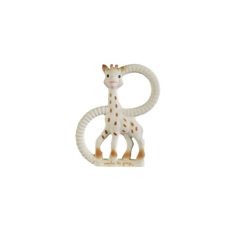 Vulli kousátko žirafa Sophie So'Pure MĚKKÉ