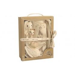 """Vulli Set žirafa Sophie """"mé první hodiny"""" z kolekce So' PURE"""