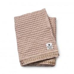 Elodie Details wafl bavlněná deka Gilded Powder