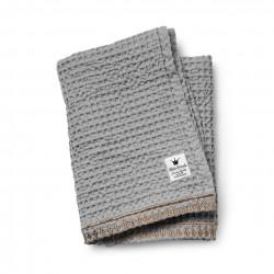 Elodie Details wafl bavlněná deka Gilded Grey