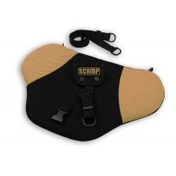 Scamp bezpečnostní pás pro těhotné Černo-béžový