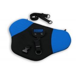 Scamp bezpečnostní pás pro těhotné Černo-modrý