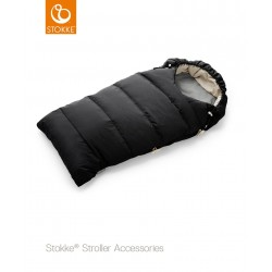 Stokke sleeping bag Down Onyx Black