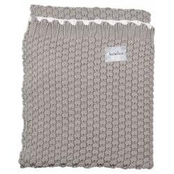 Koeka blanket Valencia 75x100 280 taupe