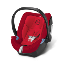 Cybex Aton 4 Gold Line 2016 Mars Red