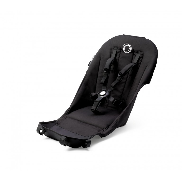 Bugaboo Runner seat fabric with comfort harness