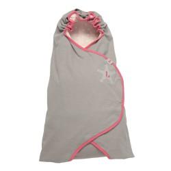 Lodger Wrapper Motion Cotton Nude