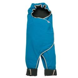 Lodger Wrapper Motion Fleece Ultramarine