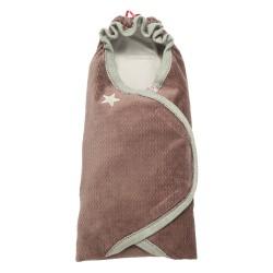 Lodger Wrapper Newborn Cotton Cowboy
