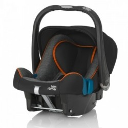Römer Baby Safe plus SHR II 2018 Black Marble