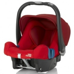 Römer Baby Safe plus SHR II 2017 Flame Red