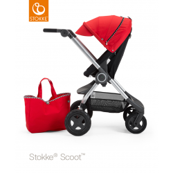 Stokke Scoot Racing Style Kit
