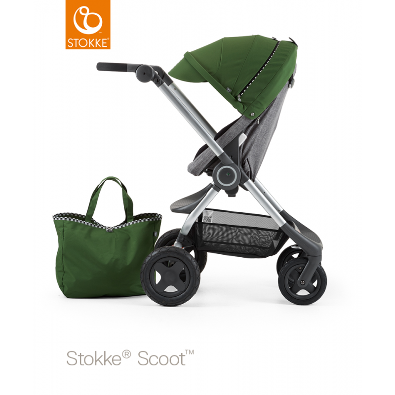 stokke scoot racing style kit. Black Bedroom Furniture Sets. Home Design Ideas